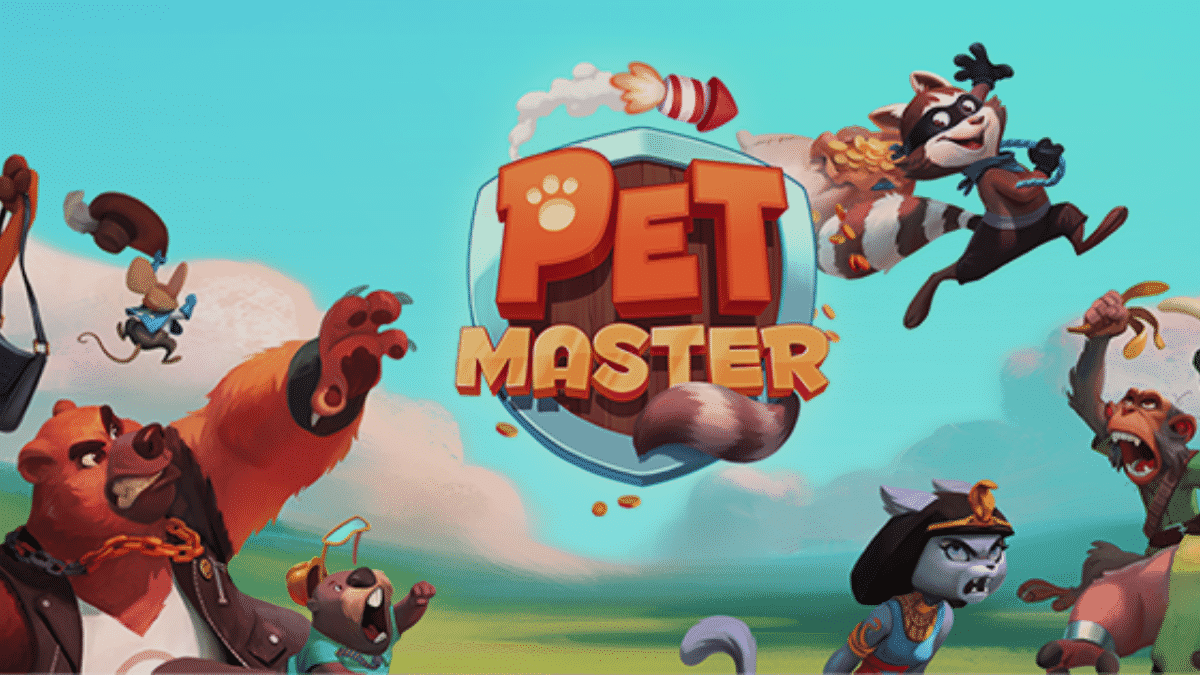Pet master free spins : Pet master free spin link today